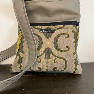 Echoes in the Attic crossbody purse